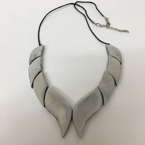 Jewelry - Beautiful Pewter NECKLACE